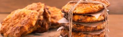 Cookies diot de Savoie et beaufort