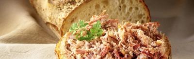 rillettes au jambon de Savoie